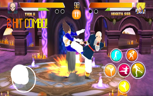 Ultimate Hero Battle Tournament Fight Street 1.4 cheathackgameplayapk modresources generator 3