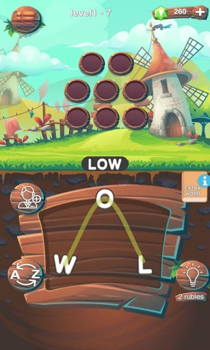 Word Game – Forest Link Connect Puzzle 1.4 cheathackgameplayapk modresources generator 3