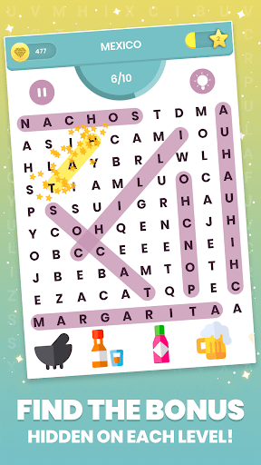 Word Search – Connect Letters for free 1.5 cheathackgameplayapk modresources generator 5