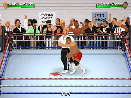 Wrestling Revolution cheathackgameplayapk modresources generator 3
