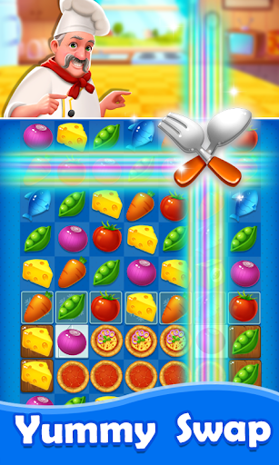 Yummy Swap – Chef Cooking amp Match 3 Puzzle Game 1.0.6 cheathackgameplayapk modresources generator 3