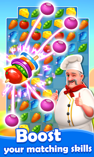 Yummy Swap – Chef Cooking amp Match 3 Puzzle Game 1.0.6 cheathackgameplayapk modresources generator 5