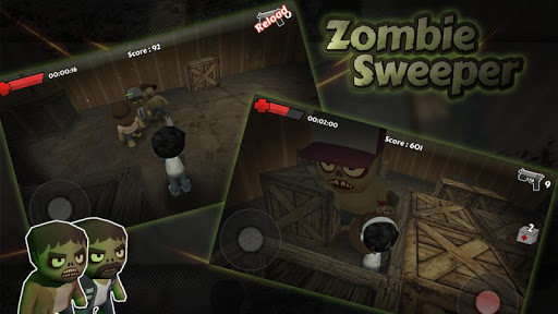 Zombie Sweeper 3D Recapture the Warehouse 1 cheathackgameplayapk modresources generator 2