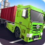 Download Blocky Truck Simulator 2018 1.5 APK, APK MOD, Blocky Truck Simulator 2018 Cheat