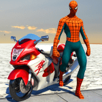 Download Spider Hero Pizza Delivery 1.5 APK, APK MOD, Spider Hero Pizza Delivery Cheat