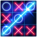 Free Download Tic Tac Toe Glow  APK, APK MOD, Tic Tac Toe Glow Cheat