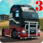 Free Download Euro World Truck Simulator 3 APK, APK MOD, Cheat