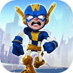 Free Download Justice Legends – Heroes War: Superhero Games APK, APK MOD, Cheat