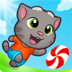 Free Download Talking Tom Candy Run APK, APK MOD, Cheat