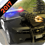 Download Police Shooting car chase APK, APK MOD, Cheat