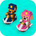 Free Download Puppy Patrol Crossy Sea APK, APK MOD, Cheat