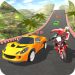 Download Car vs Bike Racing APK, APK MOD, Cheat