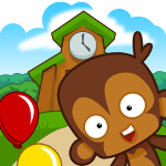 Free Download Bloons Monkey City APK MOD Cheat