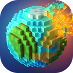 Download PlanetCraft: Block Craft Games MOD APK Cheat