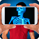 Download Whole Body X-ray Scanner Simulator Joke MOD APK Cheat
