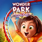 Download Wonder Park Magic Rides APK MOD Cheat
