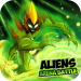 Free Download Aliens Arena: Mega Alien War Transform APK MOD Cheat