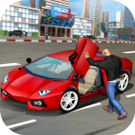 Free Download Gangster Driving: City Car Simulator Game 1.0 APK MOD, Gangster Driving: City Car Simulator Game Cheat