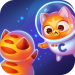 Download Space Cat Evolution: Kitty collecting in galaxy MOD APK Cheat