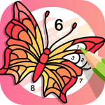 Download Fun Coloring – Color By Number Paint Happy & Relax 2.0.5 APK MOD, Fun Coloring – Color By Number Paint Happy & Relax Cheat