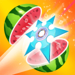 Free Download Fruit Slash Master: Shooting!! MOD APK Cheat