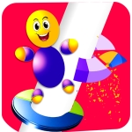 Free Download Helix the Buddy Jump 1.2 MOD APK, Helix the Buddy Jump Cheat