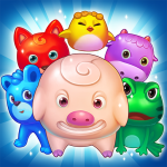 Free Download Pet Puzzle: Match 3 Games & Matching Puzzle 1.20 MOD APK, Pet Puzzle: Match 3 Games & Matching Puzzle Cheat