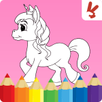 Free Download Unicorn coloring book for kids 1.7.0 APK MOD, Unicorn coloring book for kids Cheat