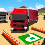 Download Truck Parking Adventure 3D:Impossible Driving 2018 APK MOD Cheat