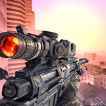 Download New Sniper 3d Shooting 2019 – Free Sniper Games 1.0 MOD APK, New Sniper 3d Shooting 2019 – Free Sniper Games Cheat