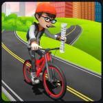 Free Download Bicycle Rider Racer Throw Paper in Bicycle Games 0.9 MOD APK, Bicycle Rider Racer Throw Paper in Bicycle Games Cheat