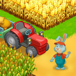 Download Farm Zoo: Happy Day in Animal Village and Pet City MOD APK Cheat