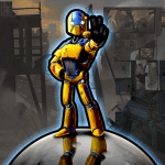 Free Download Robot Crusher 1.0.32 APK MOD, Robot Crusher Cheat