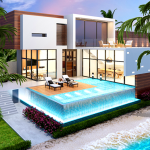 Free Download Home Design : Caribbean Life MOD APK Cheat