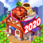 Free Download Cooking Crush – Madness Crazy Chef Cooking Games APK MOD Cheat