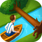 Download Gardenscapes 4.6.0 APK MOD, Gardenscapes Cheat