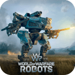 Download WWR: Warfare Robots Game MOD APK Cheat