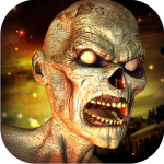 Download Zombie Shooting Game: Dead Frontier Shooter FPS MOD APK Cheat