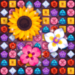 Free Download Witch's Garden: puzzle MOD APK Cheat