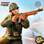 Free Download World War 2 Army Squad Heroes : Fps Shooting Games MOD APK Cheat