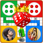 Free Download King of Ludo Dice Game with Free Voice Chat 2020 APK MOD Cheat