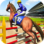 Free Download Horse Riding Rival: Multiplayer Derby Racing 1.3 MOD APK, Horse Riding Rival: Multiplayer Derby Racing Cheat