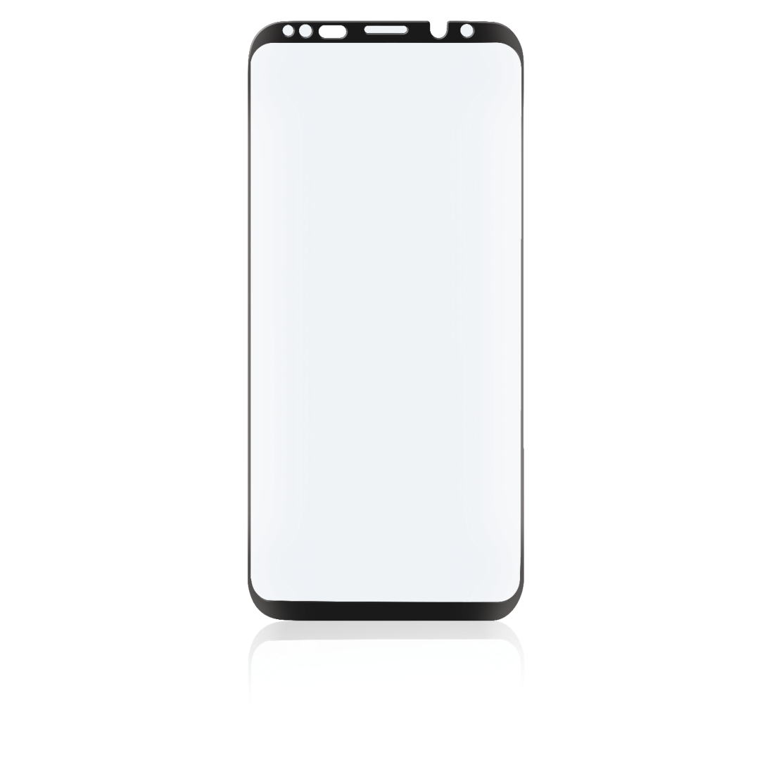 Hama 3d Full Screen Protective Glass For Samsung