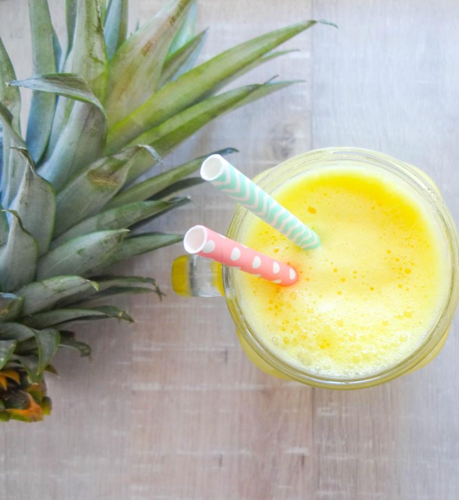 Ananas Kokos Smoothie