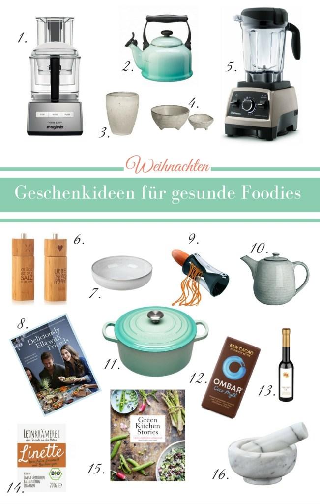Geschenkideen für gesunde Foodies - de.heavenlynnhealthy.com
