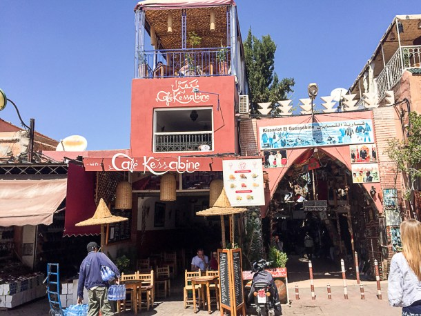 Gesund Essen in Marrakesch - Restaurants, Cafés, Delis - heavenlynnhealthy.com