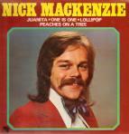Nick Mackenzie, ik was erbij vanaf bijna het begin ;-)