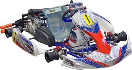 Mach1 FIA9 DD2 Chassis