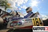 Mach1 Morosport bei der KZ2 Europameisterschaft