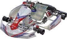Mach1 FIA9 mir Rotax MAX Senior